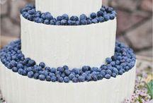 Торты с ягодами