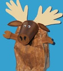 Moose Storytime / There's a moose on the loose and he's headed your way- listen to some great moose stories at this storytime.