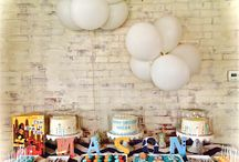 Eventfully, Jacquelyn Birthday Parties / Eventfully, Jacquelyn is a Hoboken based professional wedding & event planner! Check here for regular inspiration updates from Eventfully, Jacquelyn {servicing all of NJ}