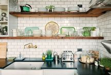 Kitchen Decoration / Everything about kitchen ideas