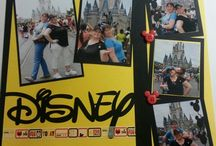 Scrapbook - Disney / by Sheri Mazell