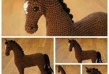 quero fazer um cavalo pra mim