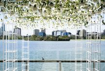 Hayley + Daniel   1000 Carnations / We were thrilled to put together this amazing floral ceiling for Hayley and Daniel at Carousel Albert Park. Some behind the scene photos as the team spent days (literally) putting up this floral ceiling at Carousel! Event Styling + Design: The Style Co. Flowers: The Style Co. #thestyleco