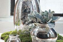 Collection | Mercury Glass / I just love Mercury Glass