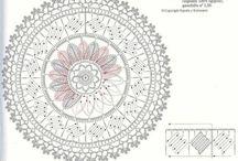 Szydełkowy zakątek-motywy do łączenia