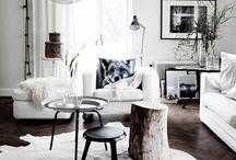 Scandinavian Interior / by Kira Rockell