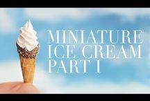 ijs snoep en snacks / zoetwaren