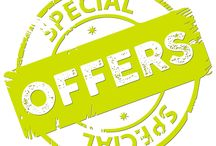 special offers/ late deals