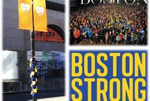 Boston Strong / Remembering 4.15.13 #OneBostonDay / by Boston Luxe