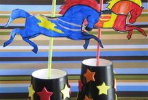 Pony Crafts / by Brie Parell