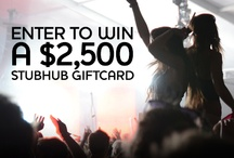 Contests + Sweepstakes / by Rhapsody