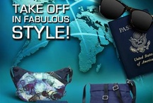 Take off in fabulous style!