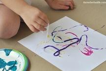 kiddos' crafts