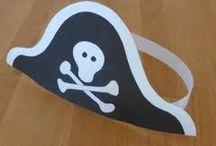 piráti, mořeplavci, moře...