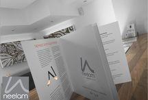 the new 2016 neelam menu / 2016 neelam brochure