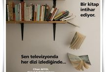 Kitaplar..