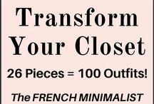 Closet Guide