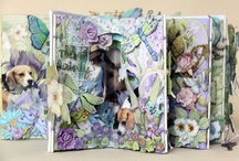 Scrapbooking & More / Scrapbook pages, photo albums, 3D projects, multi-media and so much more! / by Lady Rosabell