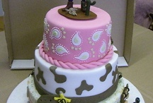 Cakes / by Sue Ray
