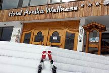 Inverno Neve e...Arnika / Inverno, neve e le nostre Dolomiti. Piste mozzafiato e preparate in modo impeccabile!