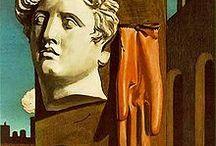 Giorgio de Chrico(1888-1978)
