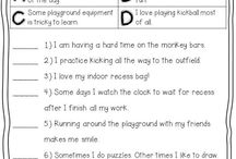 Third grade lesson ideas / by Meredith Austin