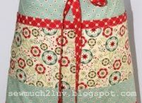 Aprons / by Gen X Quilters