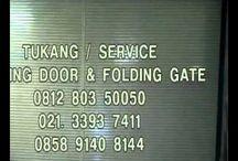 ROLLING DOOR 085101937411 TIPS CARA PERAWATAN MAINTENANCE