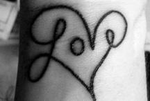 If I ever got a tattoo... / by Jennifer Sawyer