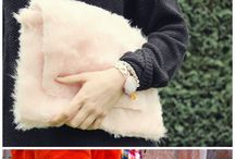 borse pelliccia ecologica