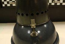 Retro Factory Lamp