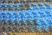 Punti / Crochet / by Dorotea Ceniccola