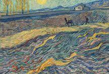 Famous Artists: Vincent van Gogh