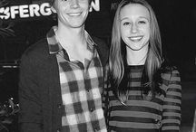 Even and Taissa.
