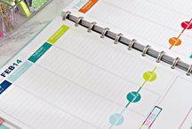 Carnets - BuJo / Tout ce qui se rapporte aux carnets, planner, bullet journal