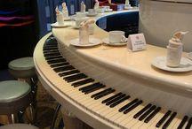 Piano Bar Ideas