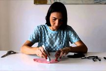 Fashion DIY video tutorial / Check out my easy Fashion Diy video tutorial  / by The Mora Smoothie
