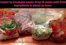 Meal Prep Obsessed / by Meg