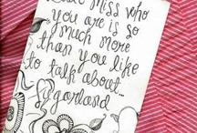 Lyrics :) / by Lindsey Cash