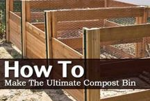 How to: gardens..compost and tips
