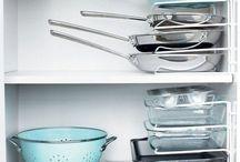Küche Einrichtung Ideen / Hier findest du viele Ideen, wie du deine Traumküche einrichten kannst. DIY für die Küche. Kücheneinrichtung, Essbereich und vieles mehr.