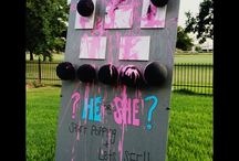 gender reveal theme