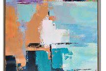 telas abstractas