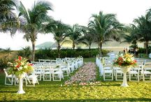 Marry me in St Kitts / The ambrosial mêlée of sea, sun, sand, flora and fauna will capture your senses and captivate you and your guests, while the elegance and romance of our resort will hold a dear place in your memories. We look forward to welcoming you.  http://www.weddings.stkittsmarriott.com/ / by St.Kitts Marriott Resort