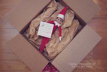 Elf on the Shelf / by Noemi Lagman