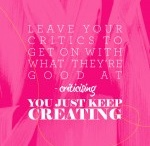 Blog ideas - pink