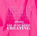 Blog ideas - pink