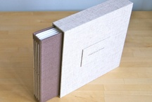 Slipcases / Slipcase examples for protecting your books and important documents. Bought to you by www.iBookBinding.com - Free Bookbinding Tutorials & Resources