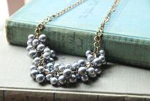 jewellery / by Crystal Wilcox