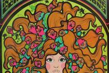 60's art & covers